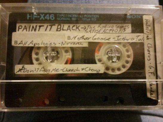 mix tape 4