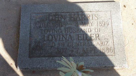 john harris grave